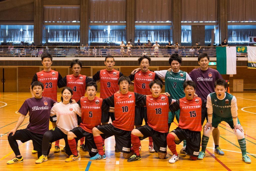 2014北信越リーグ ビークス戦
